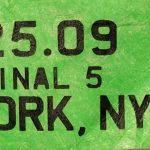 New York – August 25 2009