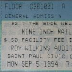 Saint Paul – September 05 1994