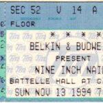 Columbus – November 13 1994