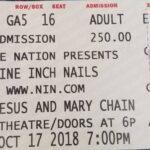 Brooklyn – October 17 2018