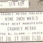 Chicago – July 27 1990