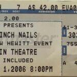Las Vegas – April 01 2006