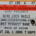 Chicago – July 01 2006