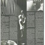 Detroit – October 22 1988