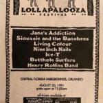 Orlando – August 20 1991