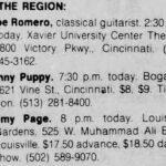 Cincinnati – October 23 1988