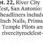 San Antonio – September 22 2018