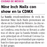 Mexico City – November 19 2018