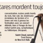 Saint-Cloud – August 24 2013