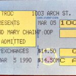 Philadelphia – March 05 1990