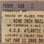 Atlantic City – March 11 2006