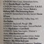 London – August 31 1991