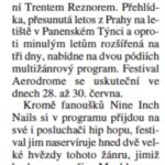 Panenský Týnec – June 30 2018