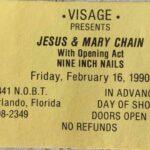 Orlando – February 16 1990
