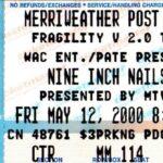 Columbia – May 12 2000