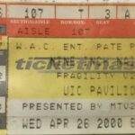 Chicago – April 26 2000