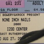 East Rutherford – August 27 2008