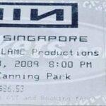 Singapore – August 10 2009