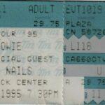 Las Vegas – October 19 1995