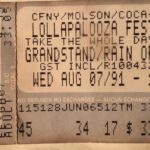 Toronto – August 07 1991