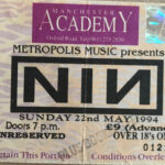 Manchester – May 22 1994