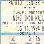 Fairfax – August 11 1994
