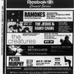 Boston – April 10 1990